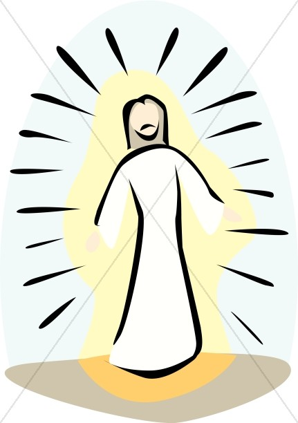 431x612 Jesus Transfigured On The Mount Transfiguration Clipart
