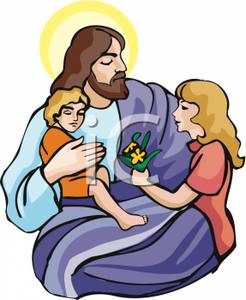 246x300 Jesus Clipart Jesus And Children Clipart