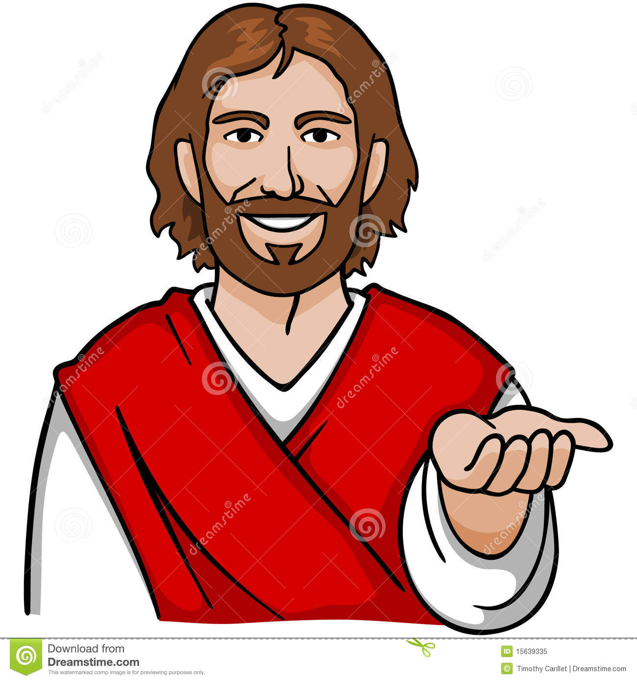 1300x1390 Clipart Of Jesus
