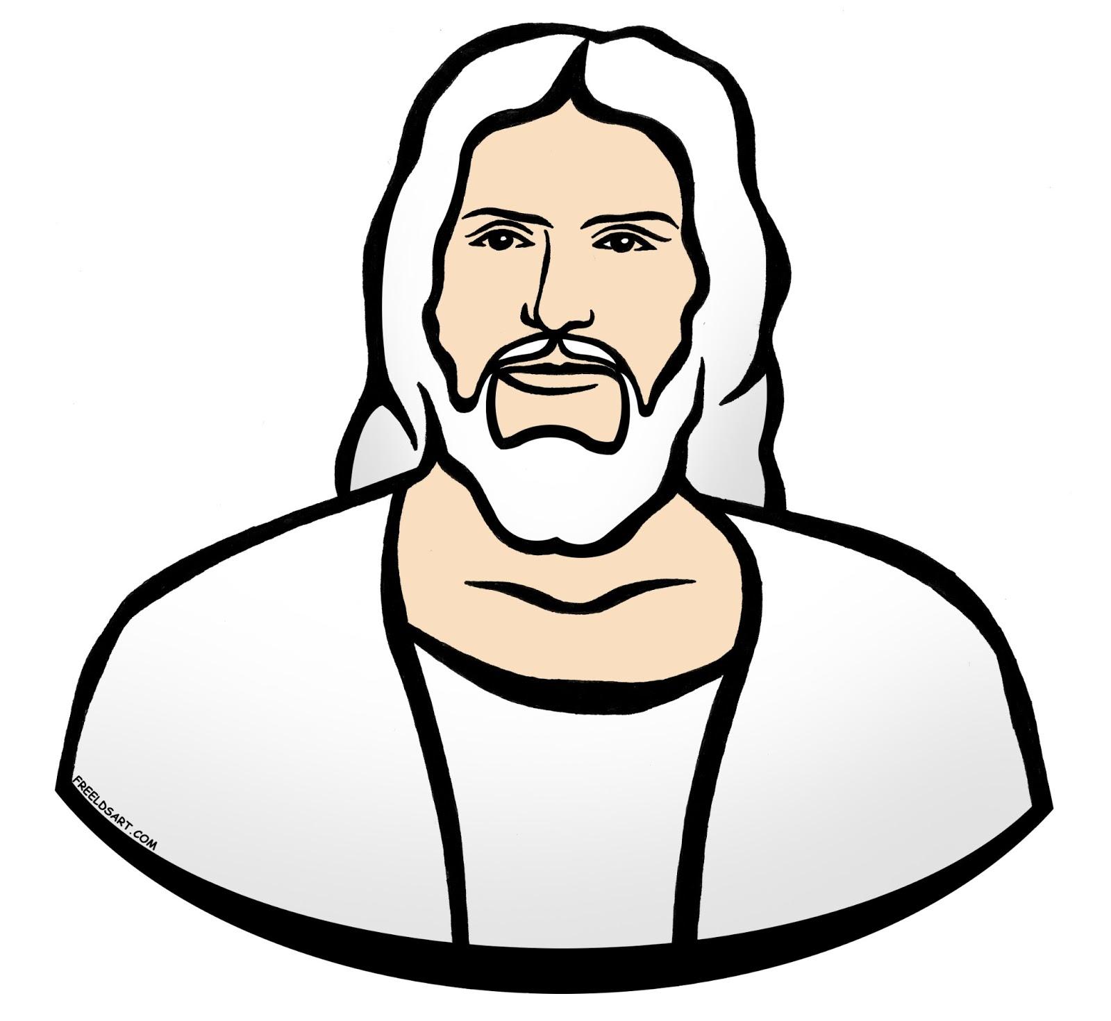 1600x1471 Jesus Christ Clipart Free Download Clip Art