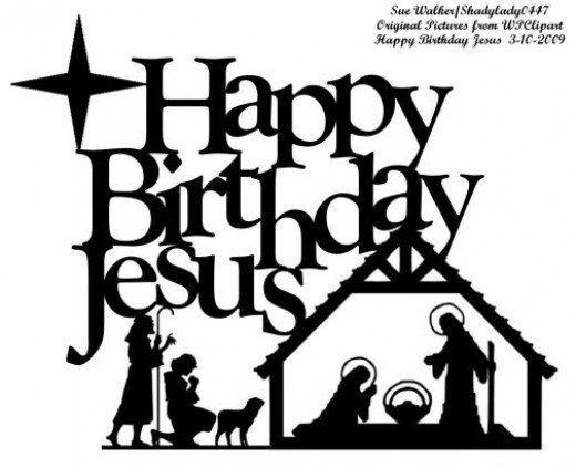 520x423 45 Best Happy Birthday Jesus Images La La La