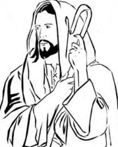 245x305 Free Jesus The Good Shepherd Clipart