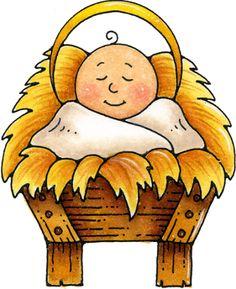 236x289 Baby Jesus Clip Art