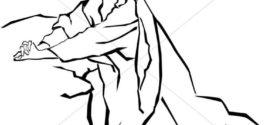 272x125 Jesus Drawing Free Download Clip Art Free Clip Art