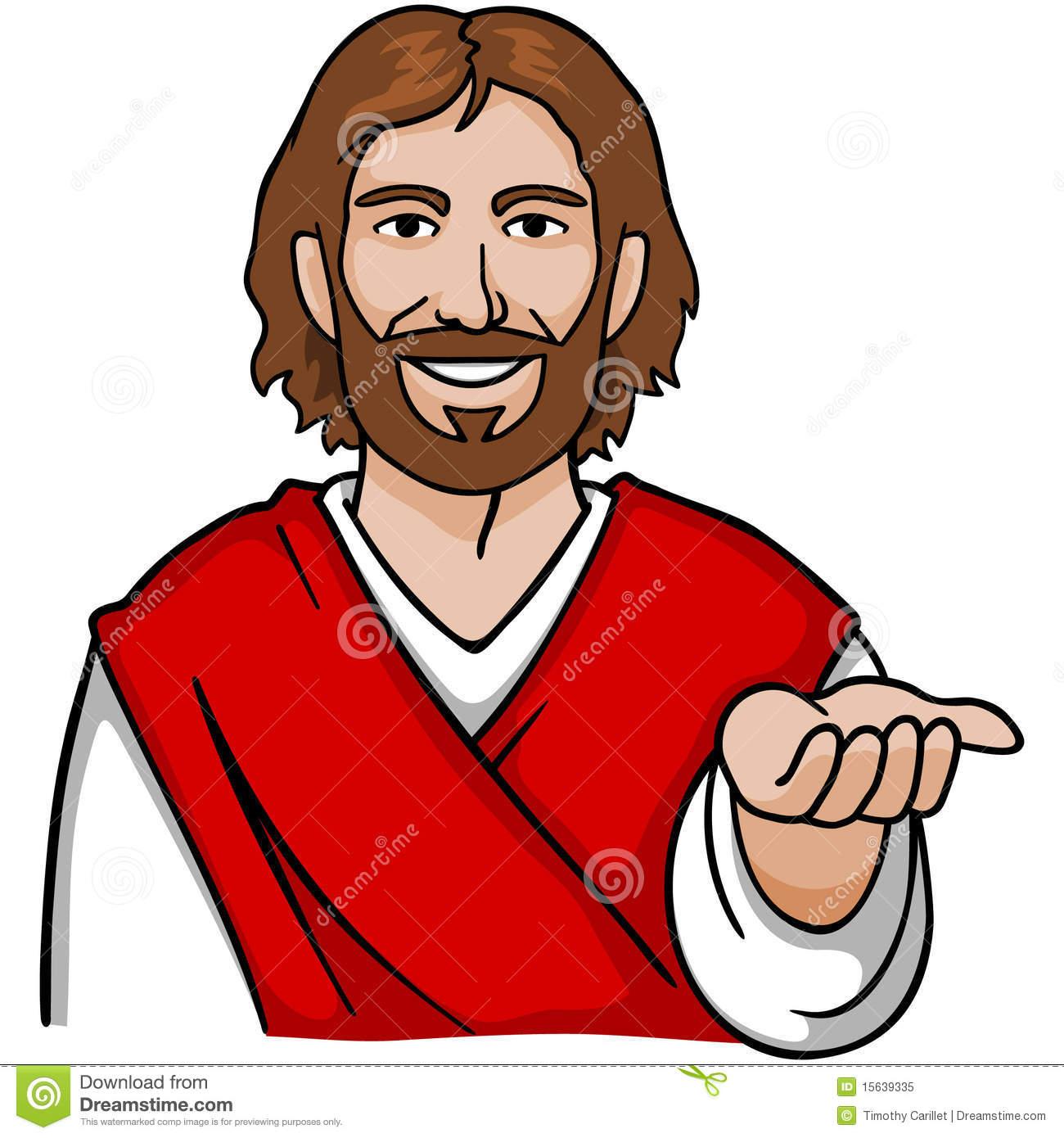 1300x1390 Free Jesus Clip Art Clipart