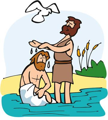 360x400 Christening Jesus Clipart, Explore Pictures