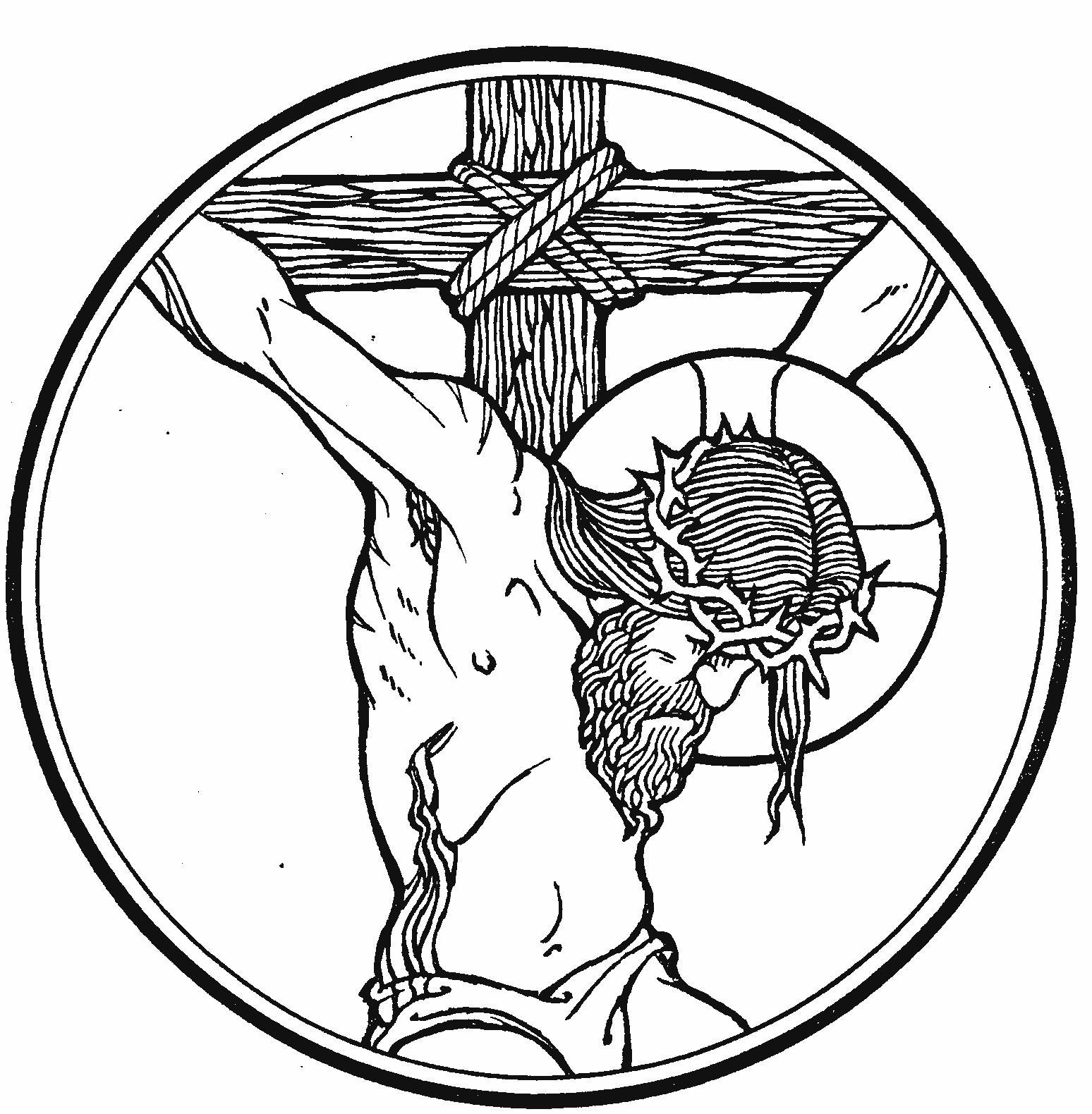 1548x1580 Good Friday Jesus On Cross Clip Art Cliparts
