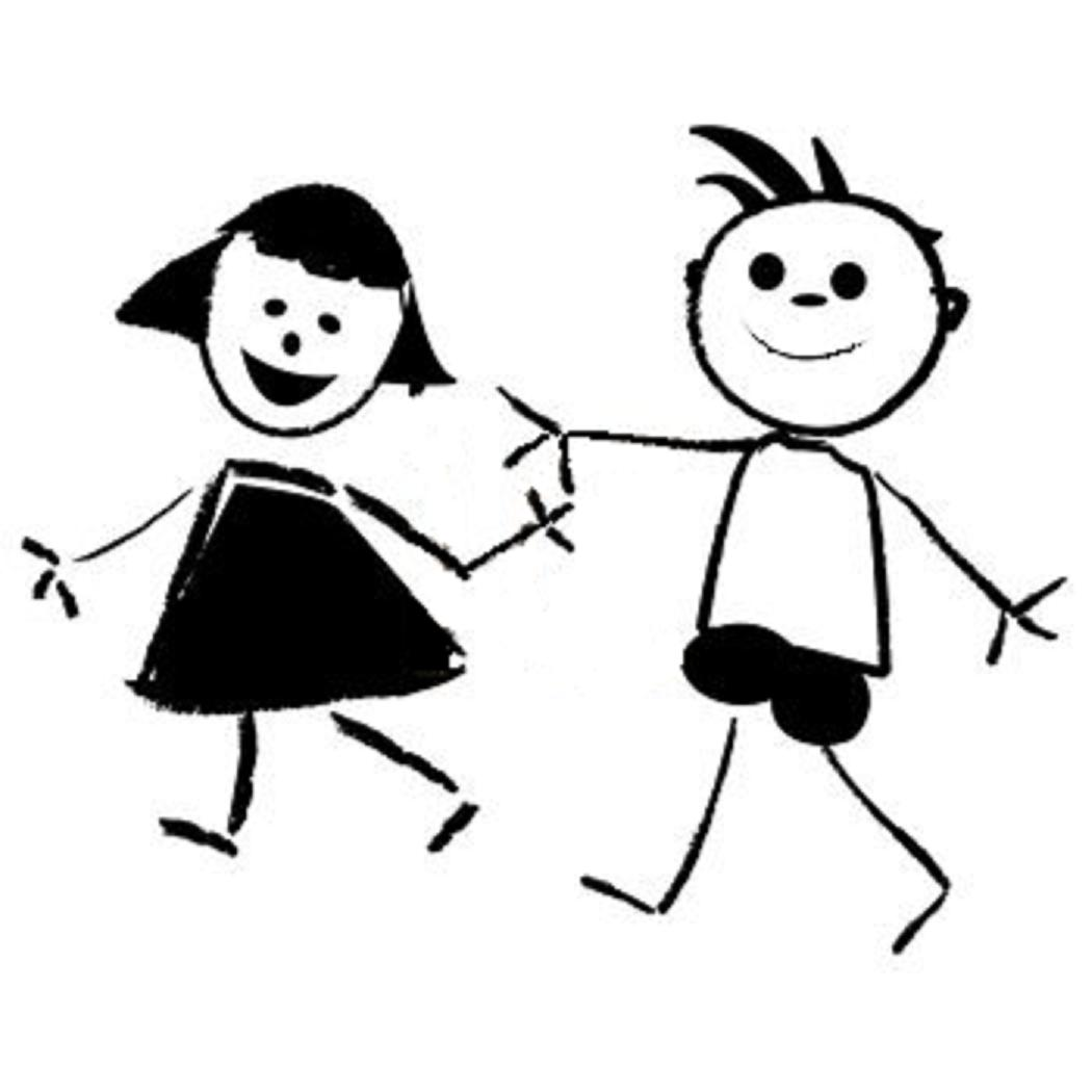 1050x1050 Holding Hands Clipart In Black And White 101 Clip Art