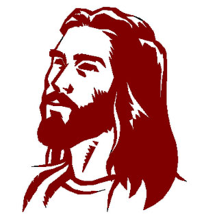 301x320 Jesus And Children Clip Art 2 Image