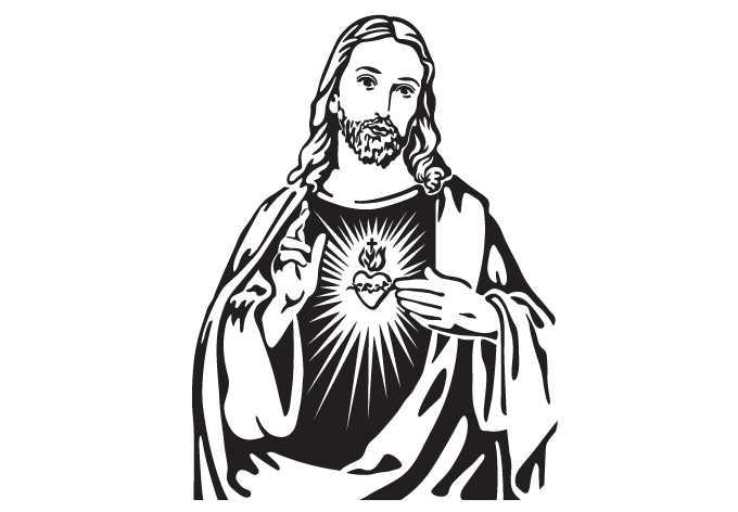 680x472 Jesus Drawing Free Download Clip Art Free Clip Art