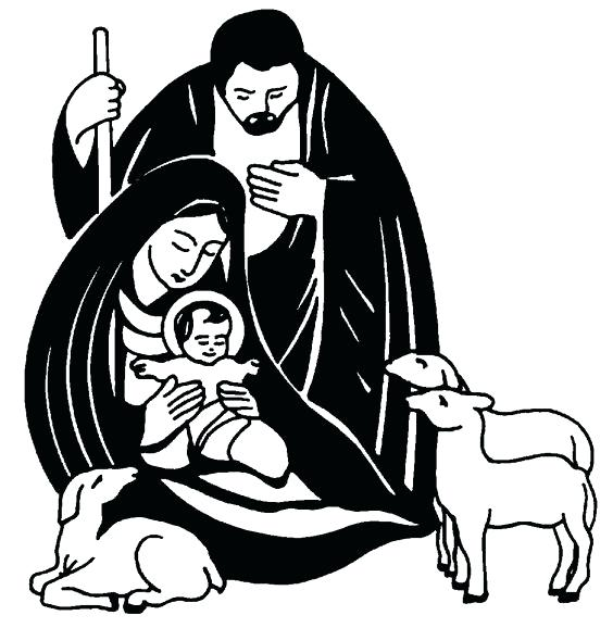 564x578 Clipart Of Jesus Books And Crafts For Catholic Families Includes