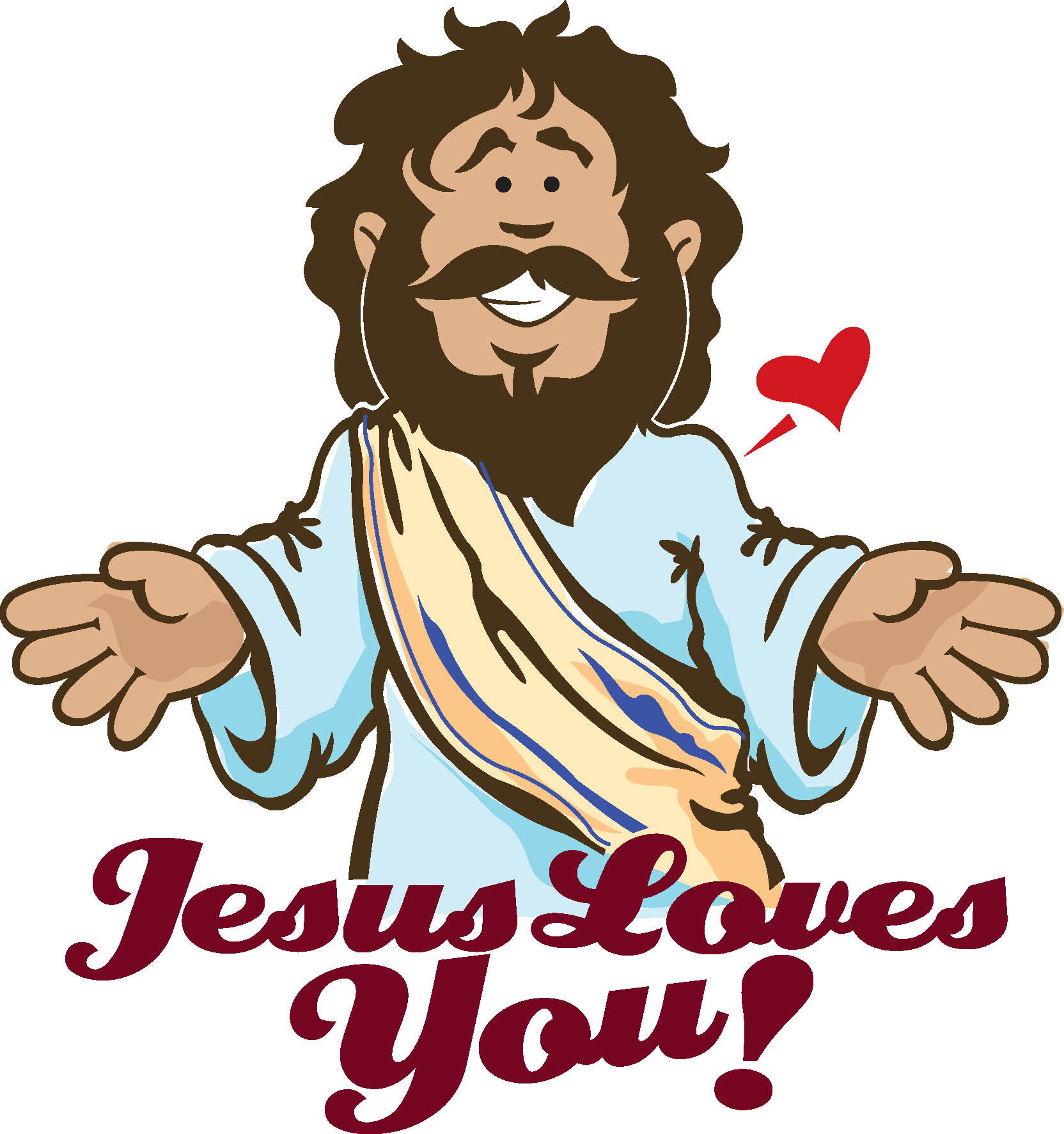 1664x1773 Jesus With Child Clipart