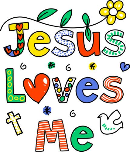 428x500 Jesus Loves Me Program