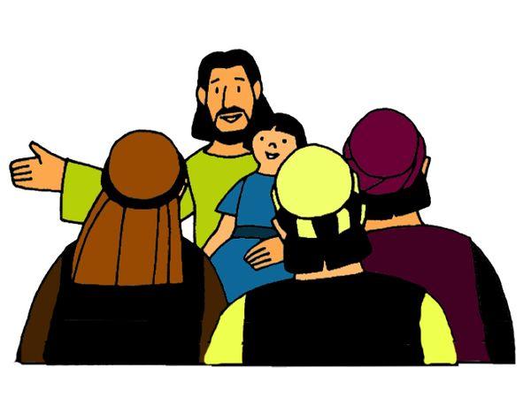 600x450 14 Best Jesus Loves The Little Children !!! Images