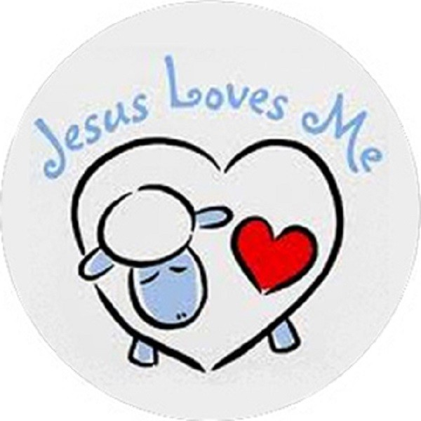 Jesus Love Me Image