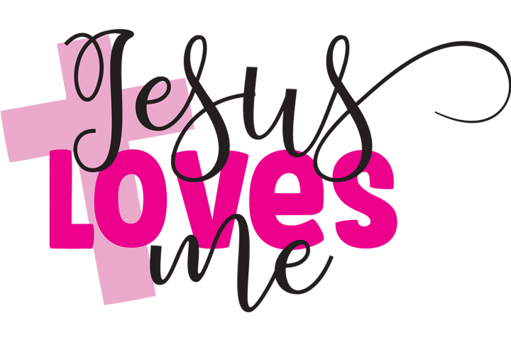 720x479 Graphics For Jesus Loves Me Graphics