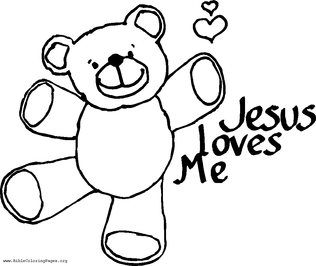 1024x862 Jesus Love Me Coloring Pages God Coloring Pages Free Online Kids