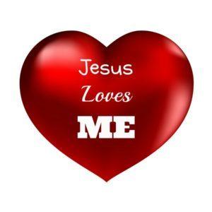 300x300 Jesus Loves Me!