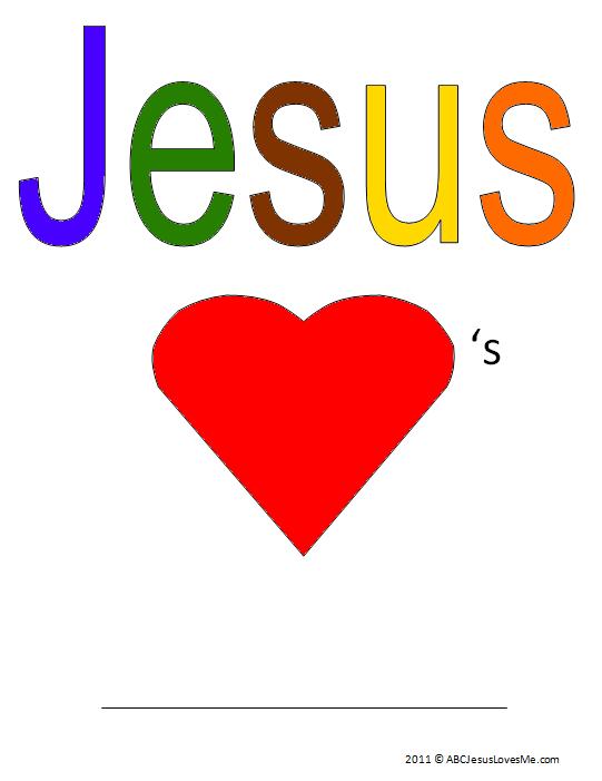 541x701 Jesus Loves Me Abc Jesus Loves Me