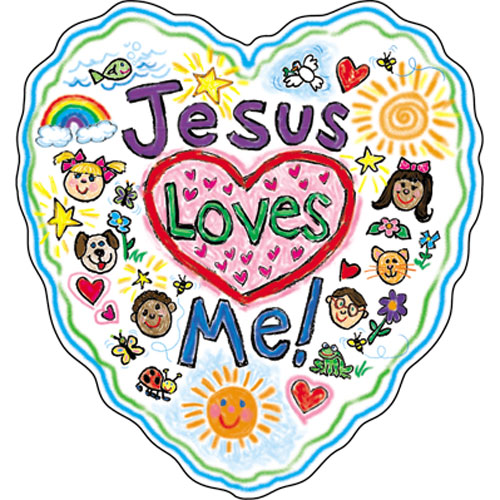 500x500 Jesus Loves Me This I Know