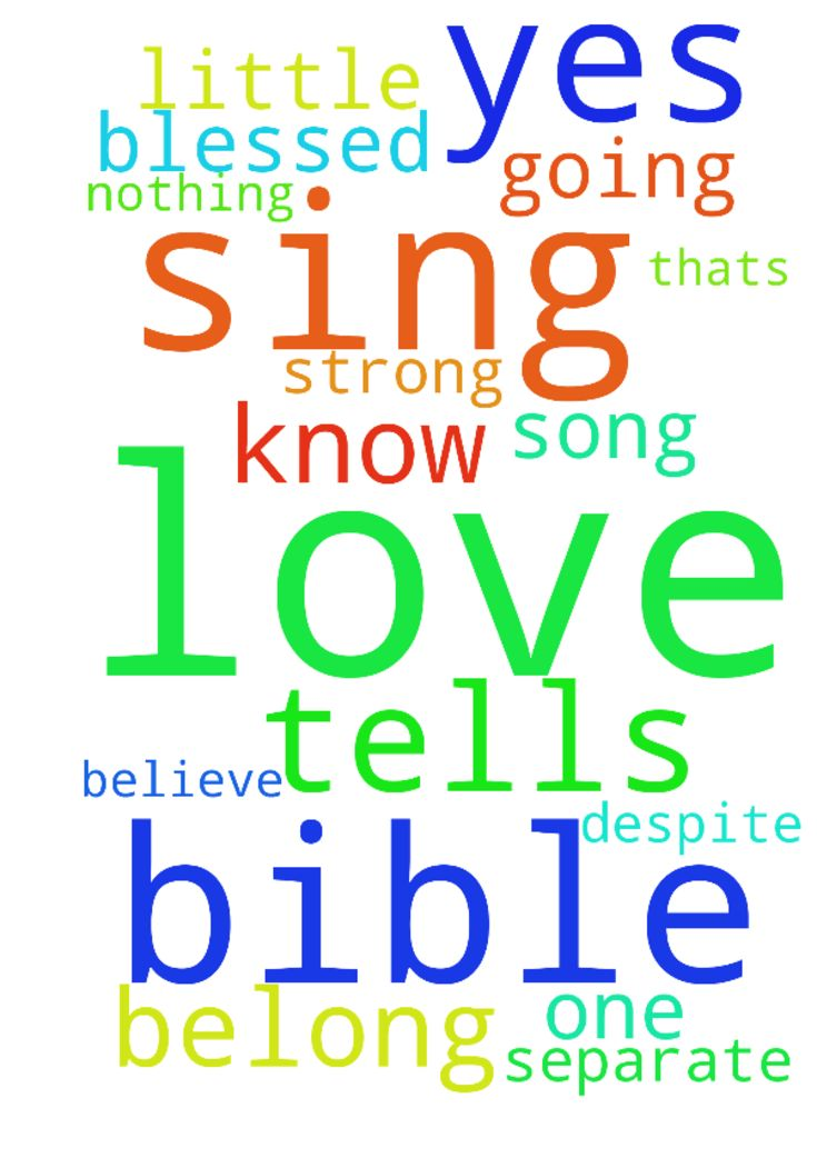735x1042 The Best Yes Jesus Loves Me Ideas Jesus Loves