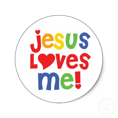 400x400 Does Anyone Love Me As Much As Jesus Loves Me Baildon Methodist