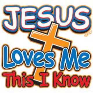 Jesus Loves Me Clipart | Free download best Jesus Loves Me