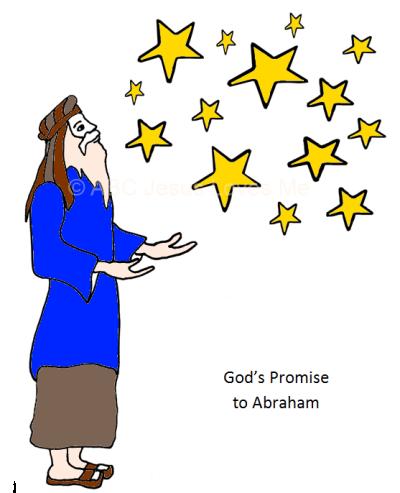 400x493 Abraham And Sarah Abc Jesus Loves Me