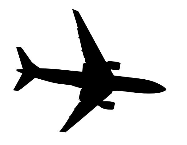 600x466 Jet Clip Art