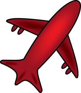 261x300 Jet Clipart Image