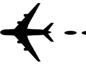 340x270 Jet Clipart Smoke