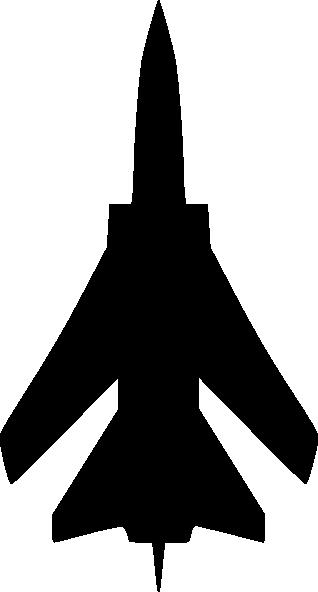 318x592 Military Airplane Clip Art