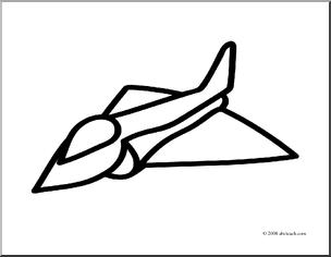304x236 Top 64 Jet Clip Art