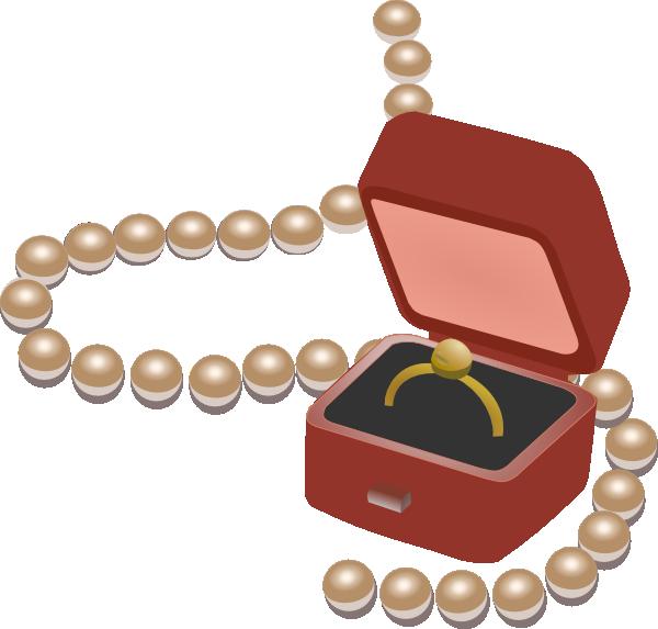 600x573 Jewellery Box Clip Art