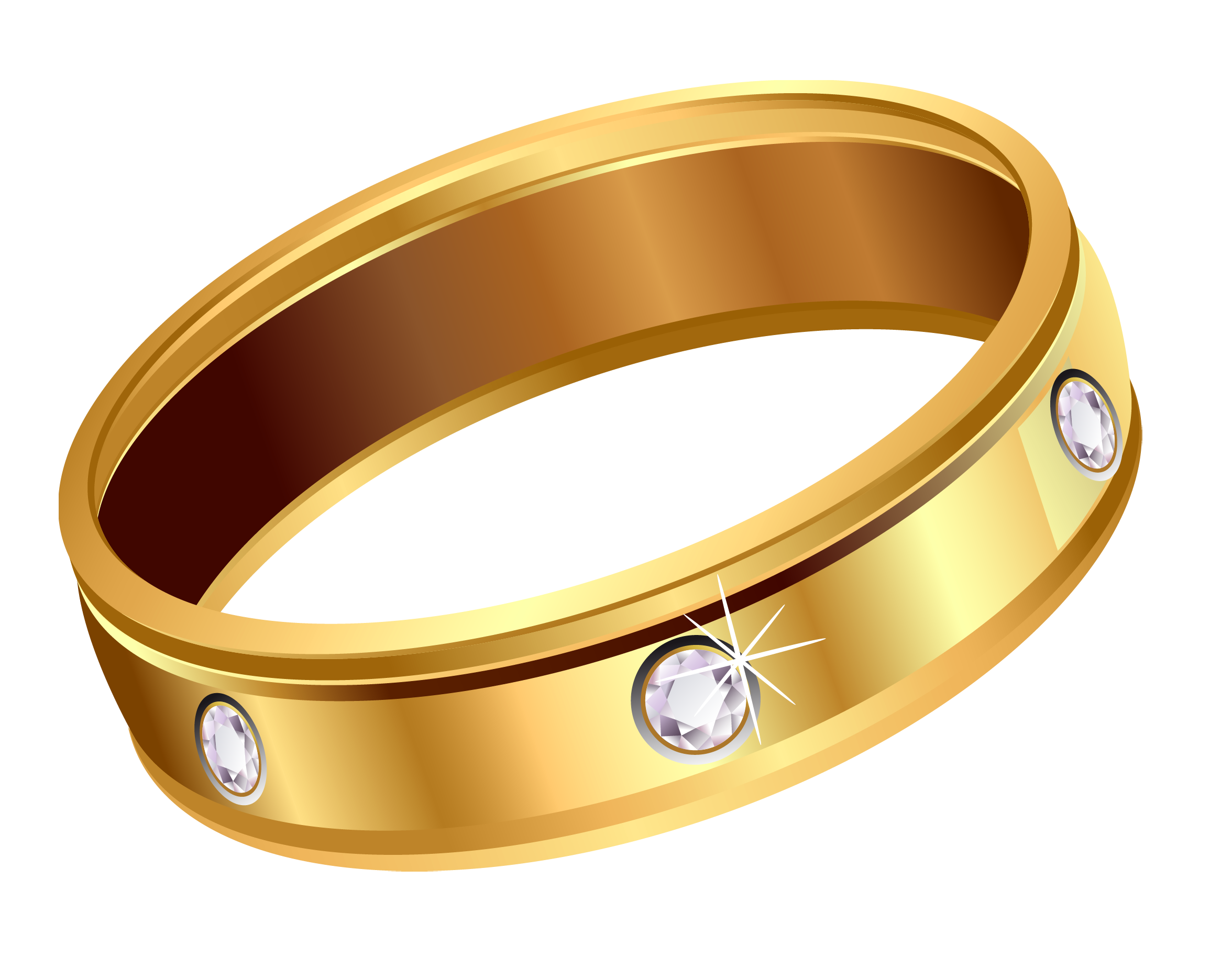 2352x1830 Transparent Gold Ring With Diamonds Png Clipartu200b Gallery