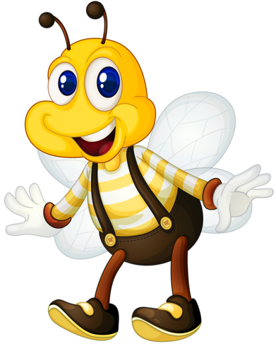 391x500 22.png Bees, Clip Art And Bee Clipart