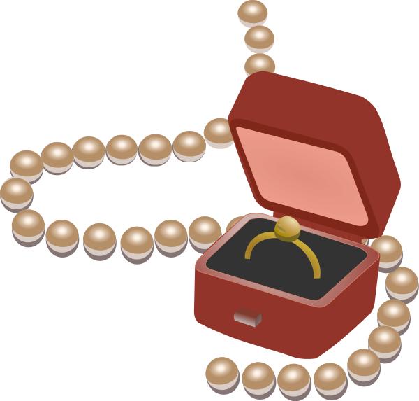 600x573 Jewelry Clip Art Download