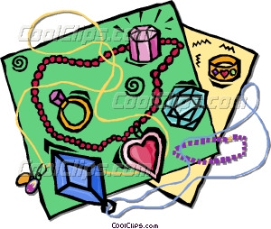 300x254 Jewelry Making Clipart 2005873