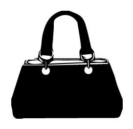 272x264 Art Jewelry Andamp Handbag Clipart