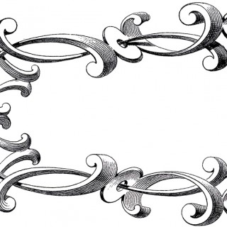320x320 Black And White Clip Art Archives