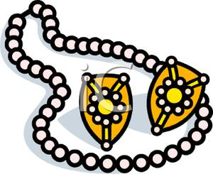 300x245 Jewelry Clip Art