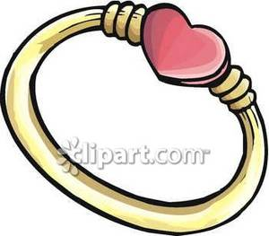 300x263 Jewelry Clipart Pink Ring