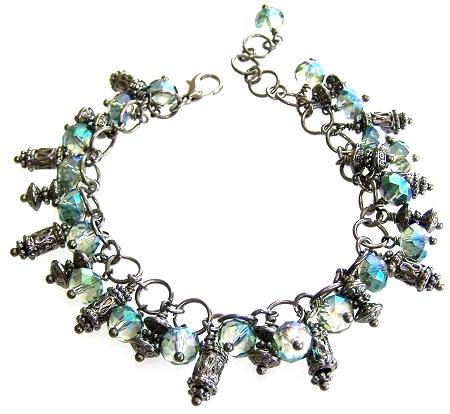 450x414 Free Beaded Jewelry Patterns