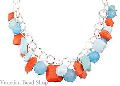 400x285 146 Best Venetian Jewelry Images Beading Jewelry
