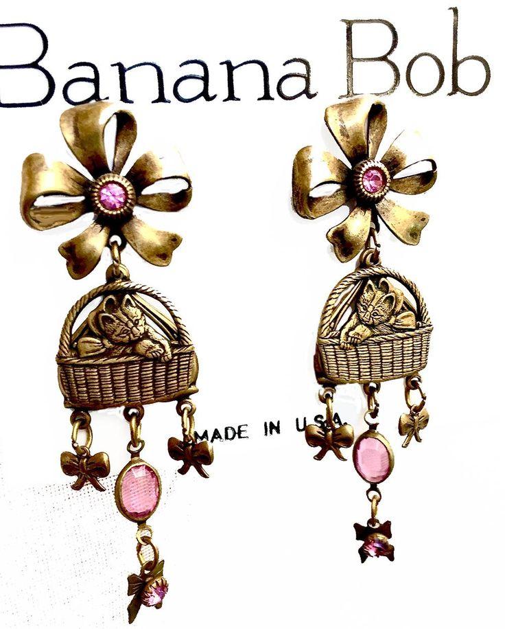 736x916 257 Best Banana Bob Vintage Jewelry Images