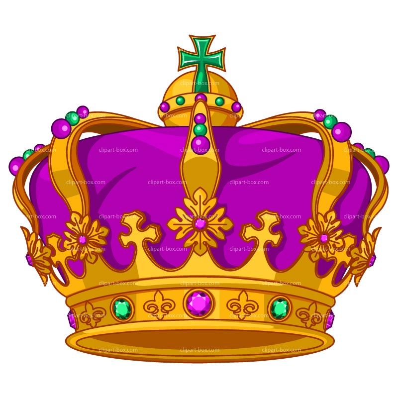 800x800 Crown In Clipart