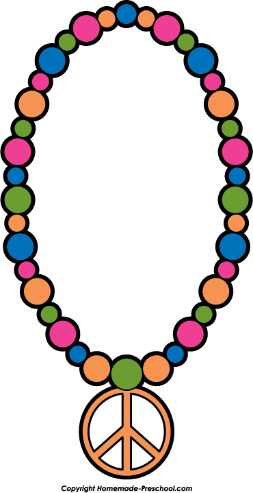 370x719 Jewelry Clipart Colorful