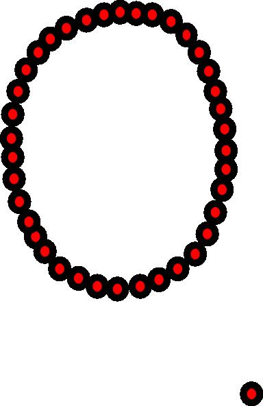 384x592 Necklace Clip Art