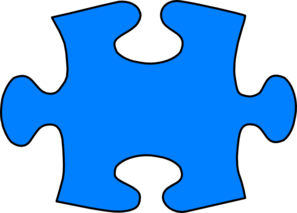 Puzzle piece. Jigsaw clipart free download