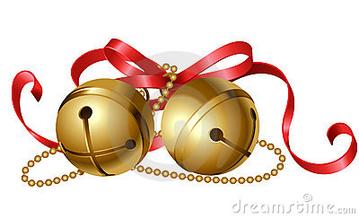 400x243 Free Christmas Clip Art Jingle Bells Clipart